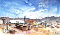 Playa Las Salinas 01 von Miki de Goodaboom