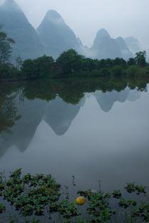 Karst Peaks by Florian Jung