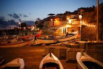 Fishing harbour von Gaspar Avila