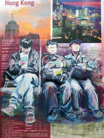 Hong Kong - where East meets West by Renée König