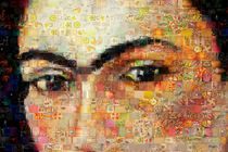 A Mosaic of Life in Her Eyes von Paula Ayers