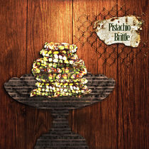 Pistachio Brittle by Paula Ayers