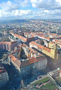 Prag von oben... 1 von loewenherz-artwork