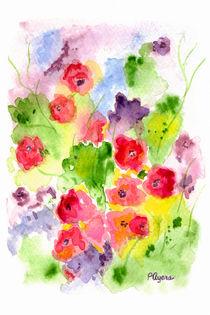 Floral Fantasy by Paula Ayers