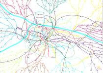 Transport system von Jeroen Hollander