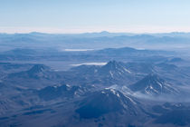 Window Plane View of Andes Mountains by Daniel Ferreira Leites Ciccarino