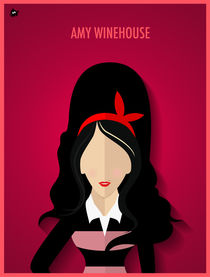 Amy Winehouse von Diretório  do Design