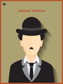 Charlie Chaplin by Diretório  do Design