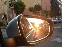 Urban Sunset II von Azzurra Di Pietro