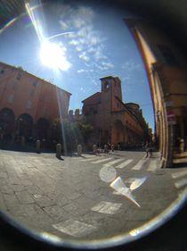 Piazza Verdi von Azzurra Di Pietro