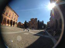 Piazza Santo Stefano, Bologna von Azzurra Di Pietro