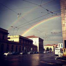 Urban Rainbow von Azzurra Di Pietro