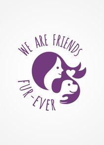 We are Friends Fu-ever by Sapto Cahyono