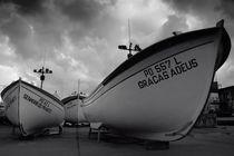 Fishing boats von Gaspar Avila