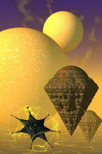 SciFi-990 Orbit von Gerhard Hoeberth