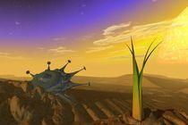 SciFi-989 Befruchtung von Gerhard Hoeberth