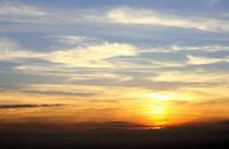 Sunset von Maria Dattola