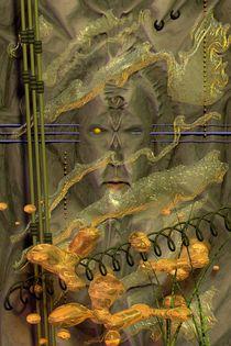 SciFi-985 Drei Augen des Geistes von Gerhard Hoeberth