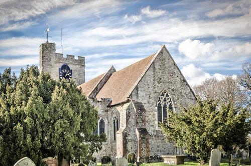Bethersden-church