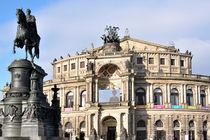 Dresden von Daniela  Bergmann