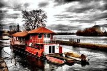 Hausboot Venus von Uli Lühr