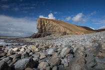 Nash Point Welsh Heritage Coast by Leighton Collins