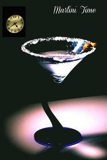 Martini Time von sylvia scotting