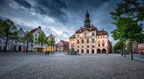 Marktplatz Lüneburg von photoart-hartmann