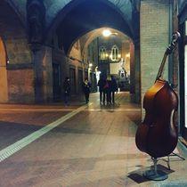 Cello  von Azzurra Di Pietro
