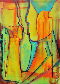 Das Gefäß der Liebe by Jeanett Rotter