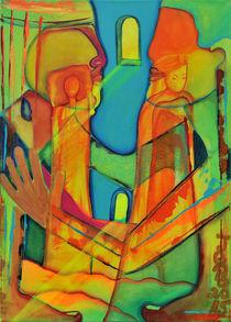 Das Fenster der Seele by Jeanett Rotter