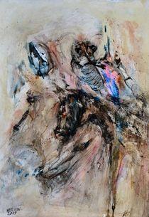 und zwei weitere Pferde werden folgen by Werner Winkler