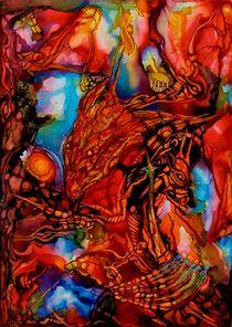 Red Acstasy by Werner Winkler