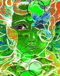 Bird's Eye View von Sherri Leeder