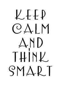 Think-smart-c-zeit-raum-kunstdrucke