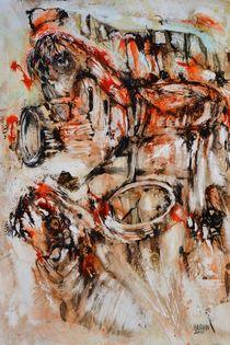 Animal Circus von Werner Winkler