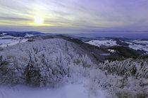 Winter auf dem Schauinsland by Patrick Lohmüller