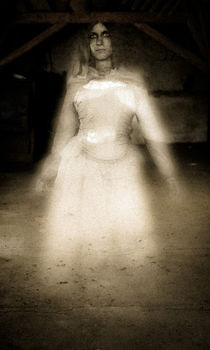 The Ghost by Andreas Brauner