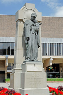War Memorial, Derby Market Place von Rod Johnson