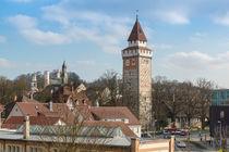 Gemalter Turm    Ravensburg by Thomas Keller