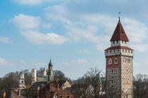 Ravensburg   Gemalter Turm by Thomas Keller