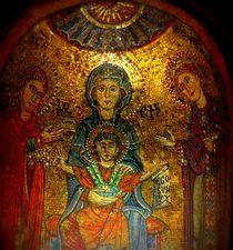 Santa Prassede, Mosaik von visual-artnet