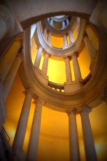 Palazzo Barberini, Treppe von visual-artnet