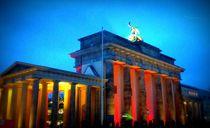 Berlin, Brandenburger Tor von visual-artnet