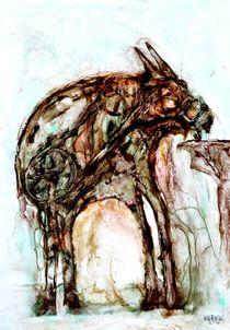 Das Tier ohne Namen von Werner Winkler