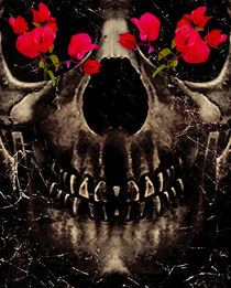 Death and Flowers von Daniel Ferreira Leites Ciccarino