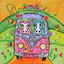 Die Rhönkuh on Tour von Jeanett Rotter