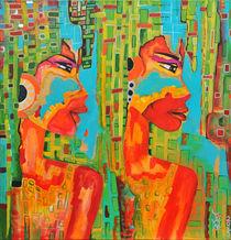 Zwei Freunde von Jeanett Rotter