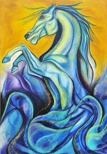 Seepferd by Jeanett Rotter