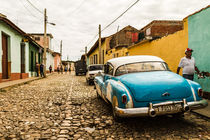 Oldtimer in Trinidad by thisisheartless